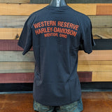 Men's Weathered T-Shirt Back