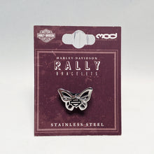 Load image into Gallery viewer, Butterfly Rally Bracelet Charm Packaging