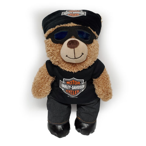 H-D Teddy Bear