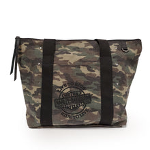 Load image into Gallery viewer, H-D Camo Tote