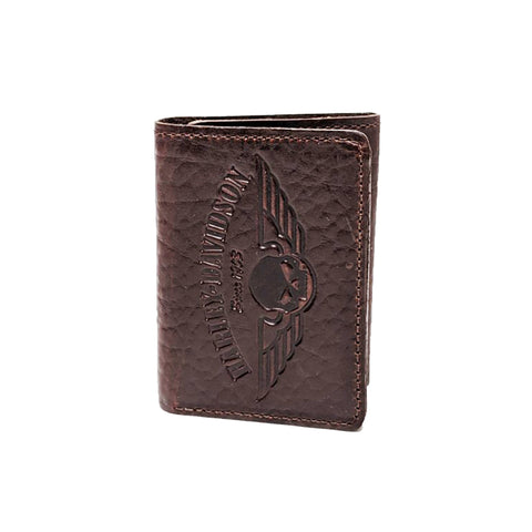 Skull Classic Trifold Wallet