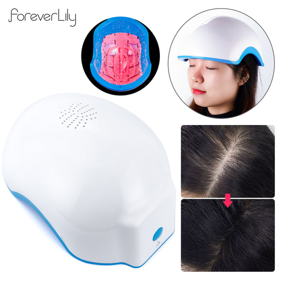 Hair Regrowth Laser Helmet Anti Hair Loss Treament Hair Growth Cap Hair Loss Therapy Device Hair Laser Therapy Massage Machine