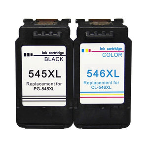 Compatible PG-545XL CL-546XL for Canon PG 545 CL 546 ink Cartridges Canon PIXMA MG2550 3050 MX495 IP2850 TS3150 TS3151
