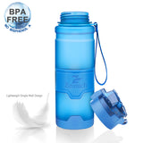 1000ml Capacity Drinking Portable Water Bottles