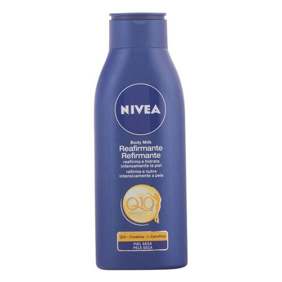 Firming Body Lotion Q10 Plus Nivea, L-Carnitina Firming lotion, firm skin, smooth skin, body cream, body care, summer 2020