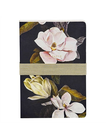 TED BAKER A5 STICKY NOTES OPAL