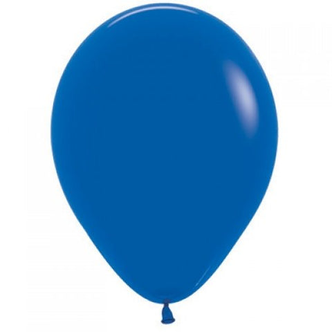 Royal Blue 30cm Colored Balloons