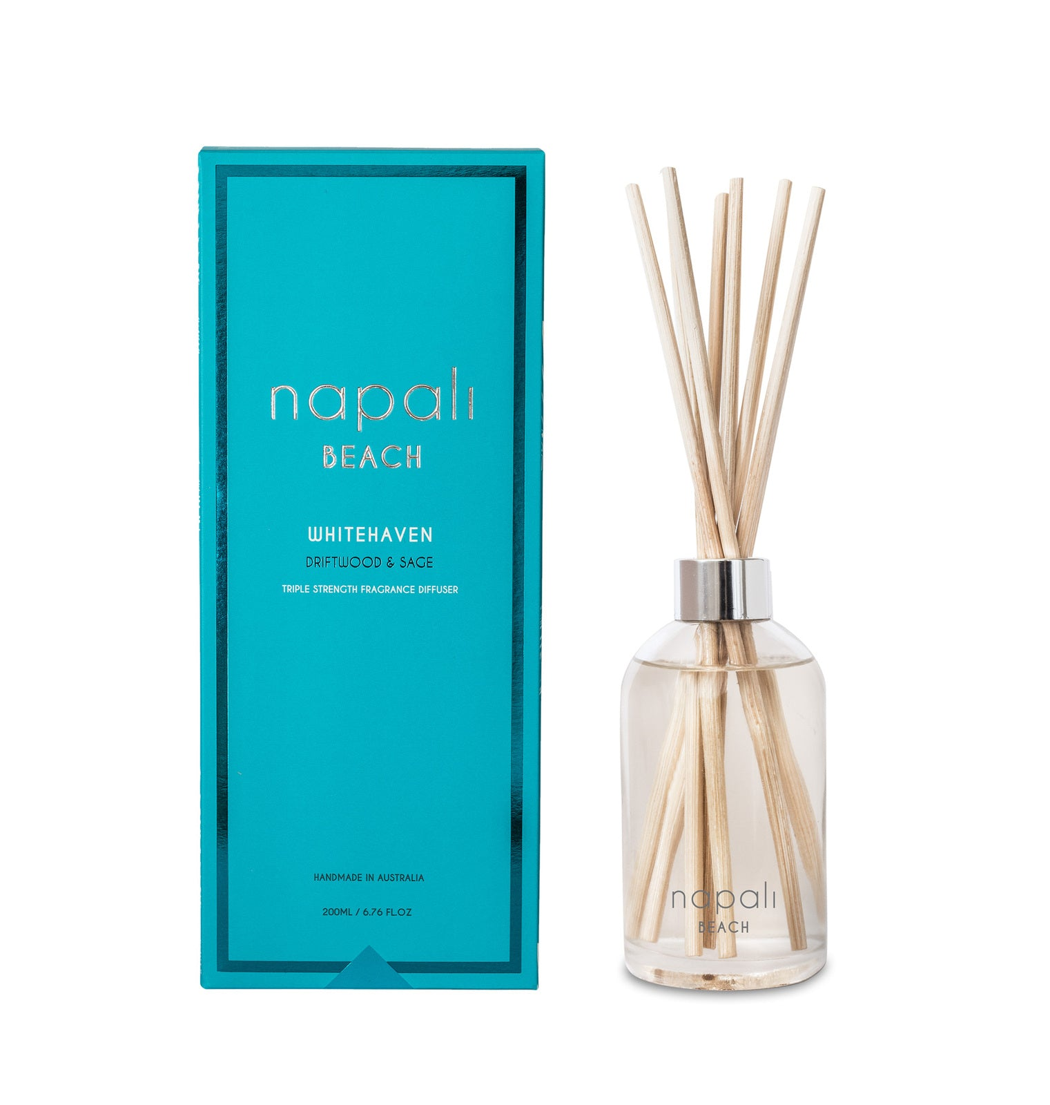 Beach - Whitehaven Driftwood & Sage Reed Diffuser