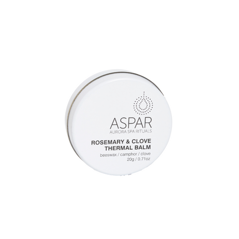 ROSEMARY & CLOVE THERMAL BALM