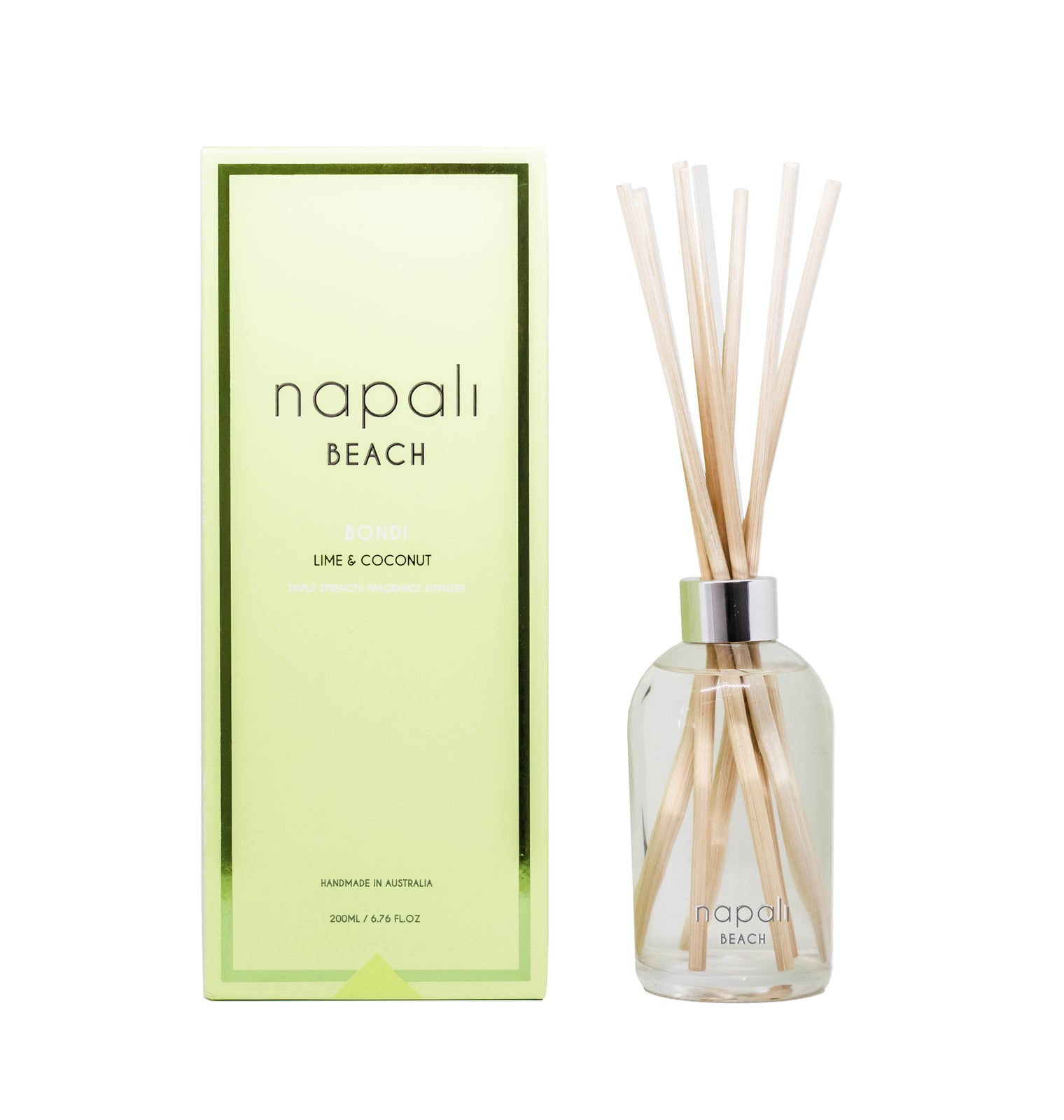 Bondi Lime & Coconut Reed Diffuser