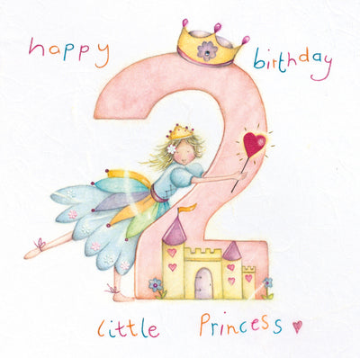Age 2 Little Princess