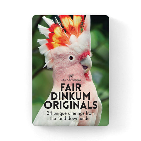 Fair Dinkum Originals