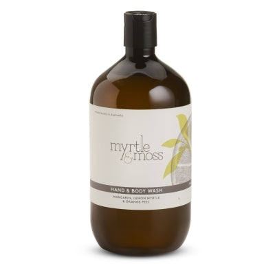 Hand & Body Wash Refill Mandarin, Lemon Myrtle & Orange Peel