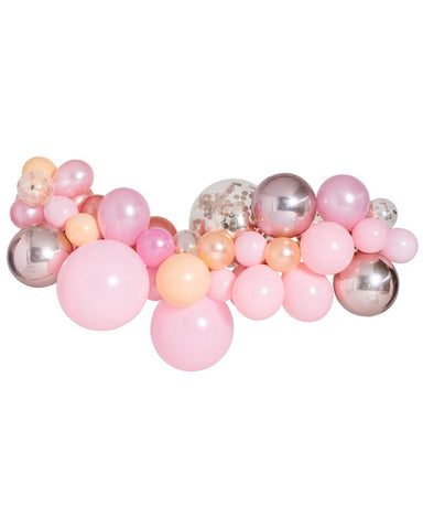 Large Blossom Balloon Garland