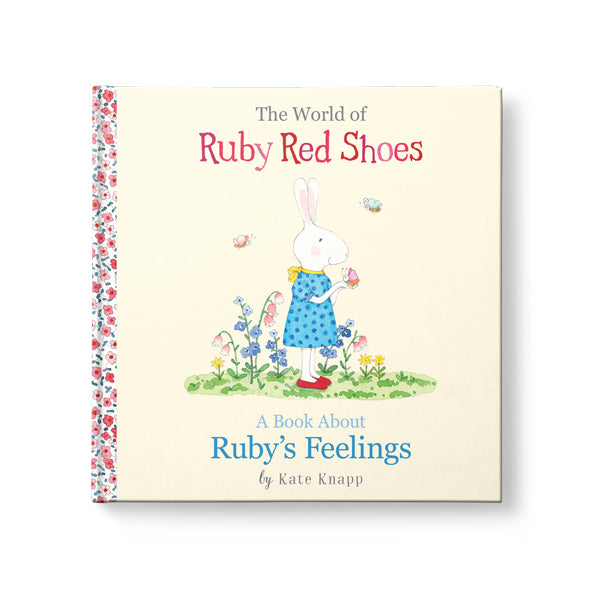 Ruby Red Shoes: Feelings