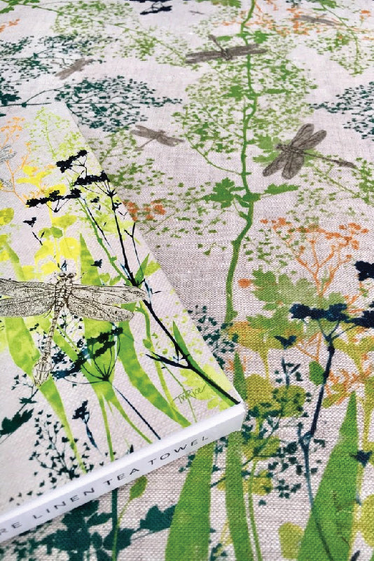 Tea Towel – Dragonfly