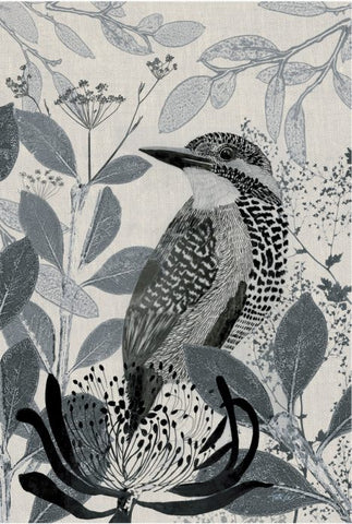 Tea Towel – Kingfisher