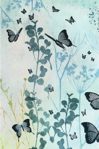 Tea Towel – Butterflies 2 Light