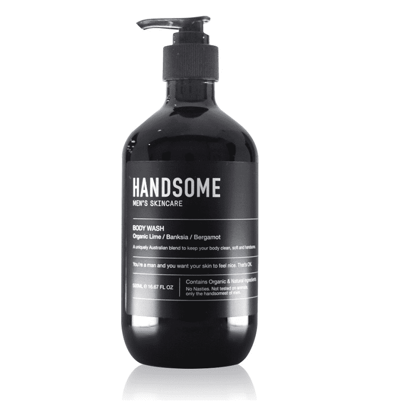 BODY WASH HANDSOME