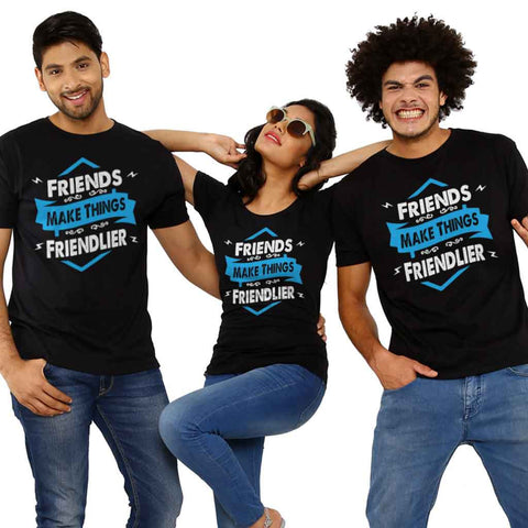 Friends Make Things Tee