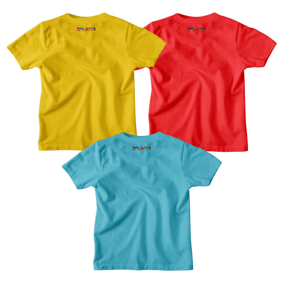 Pack Of 3- Mickey & Duck Tails Boys Combo Pack