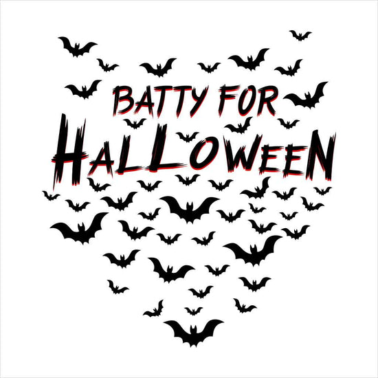 Batty For Halloween Family Tees