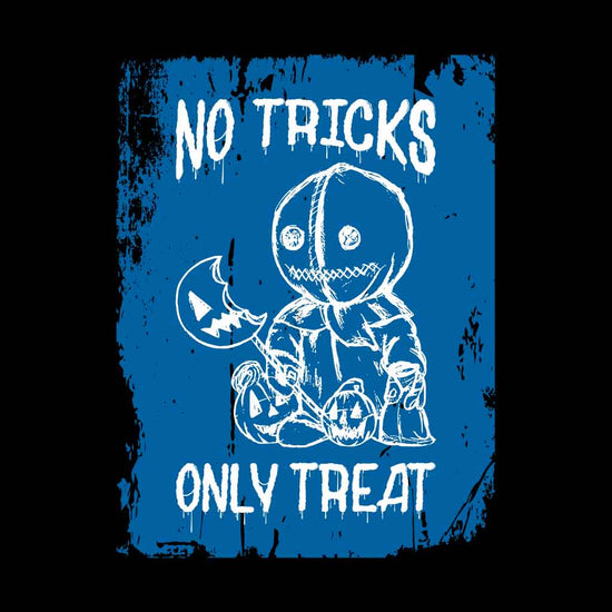 No Tricks Only Treat Halloween Family Tees