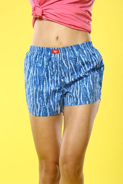 Blued To You , Similar Cotton Boxers For Women