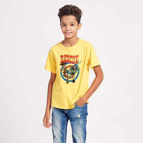 Rescue Squad, Tee For Boys
