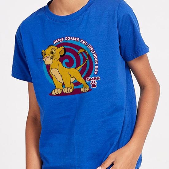 Simba, Disney Birthday Tee