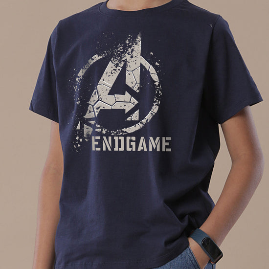Endgame Is Here, Marvel Tees For Boys