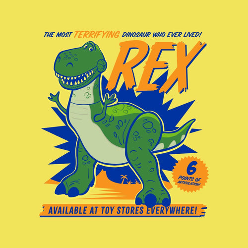 Rex, Disney Tee For Boys