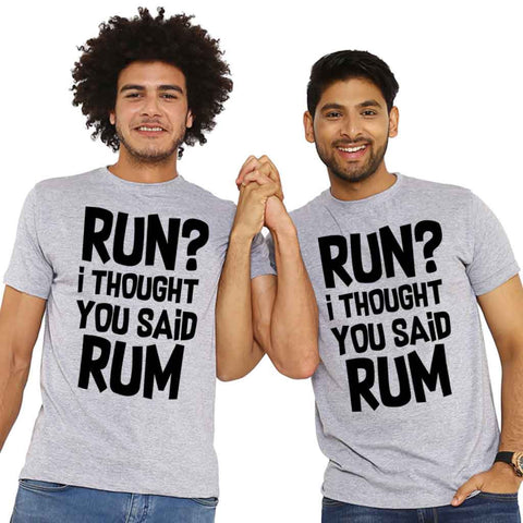 I Thought You said Rum Tee
