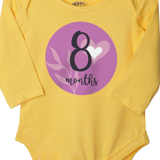 Eight, Bodysuit For Baby