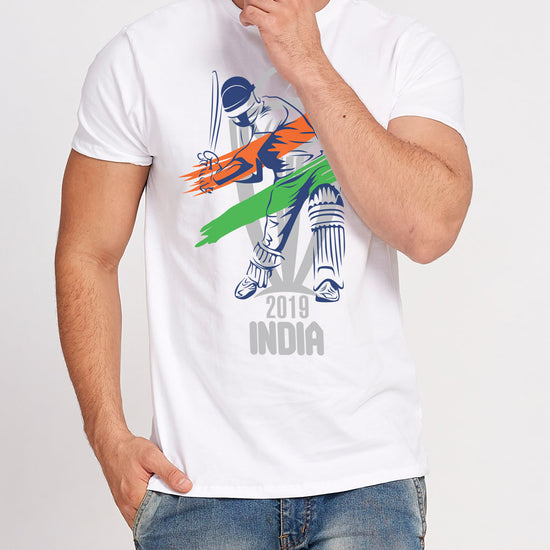 India 2019, Matching Tees For Dad And Son's