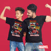 Daddy You Are SuperHero, Matching Dad & Son Tees