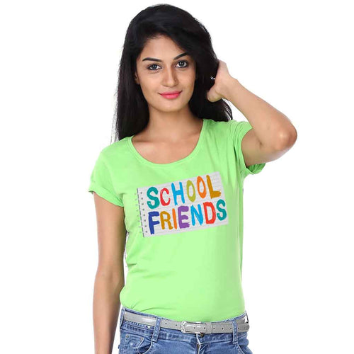 School Friends Tee For Women