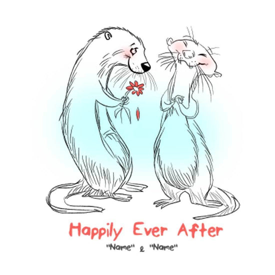 Happily Ever After Anniversary Tees