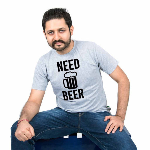 Need Beer and Need Milk Bodysuit and Tees