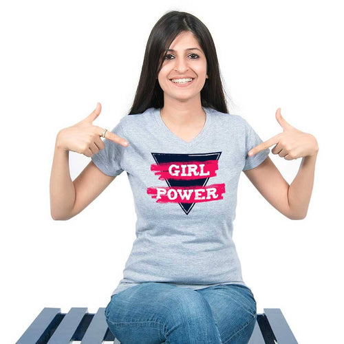 Girl Power Bodysuit and Tees