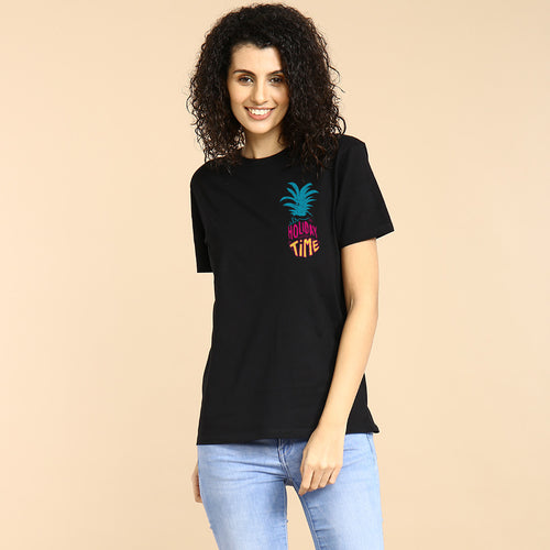Holiday Time, Matching Travel Tees For Women