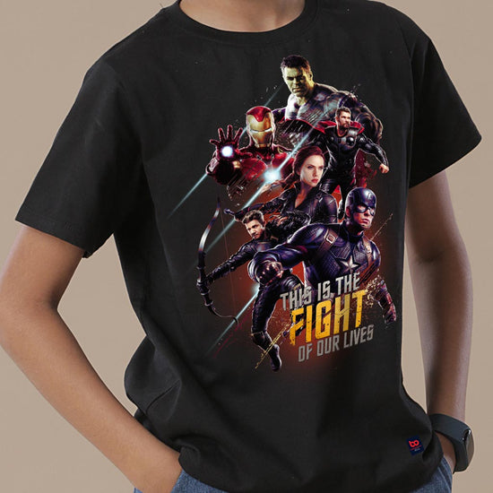 This Is The Fight For Our Lives, Marvel Tees For Boys