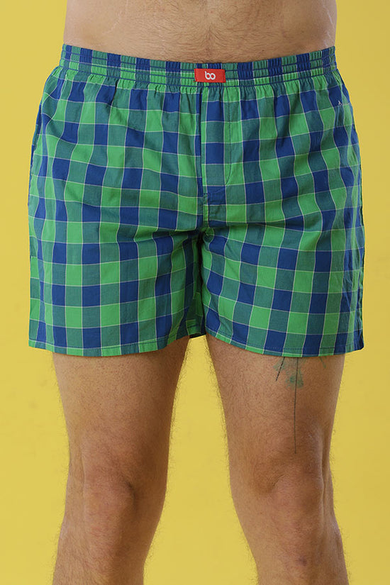 Green With Envy, Matching Couples Boxers