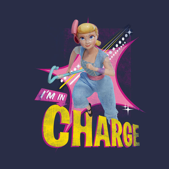 I'm In Charge, Disney Tee For Girls