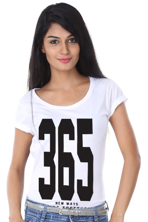 365 New Ways , Matching Friends New Years Tees For Women