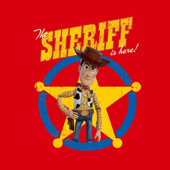 Sheriff, Disney Tee For Boys