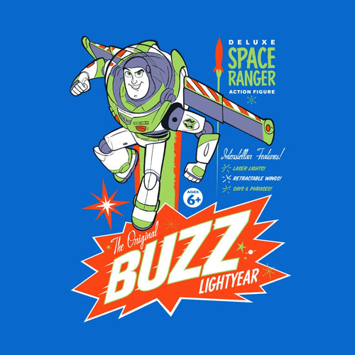 Buzz, Disney Tee For Boys