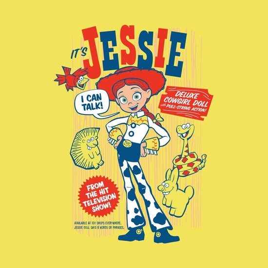 Jessie, Disney Tee For Girls