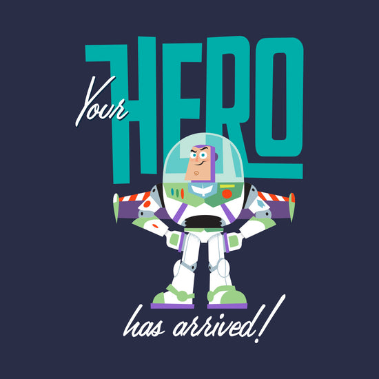 Your Hero, Disney Tee For Boys