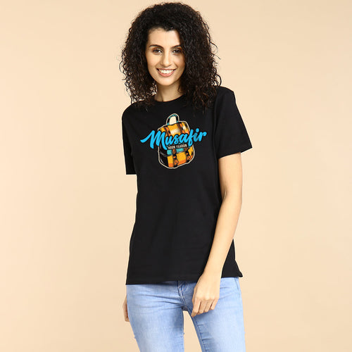 Musafir, Matching Travel Tees For Women
